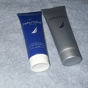 NAUTICA AFTER SHAVE BALM.